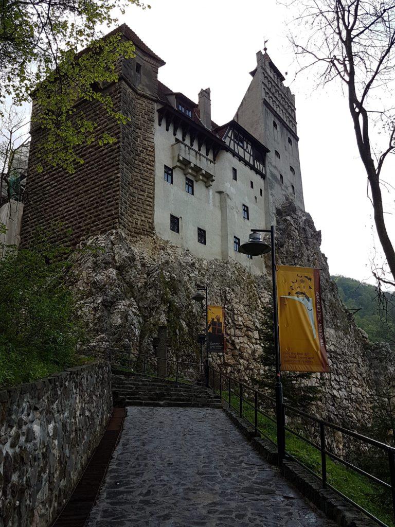 Castillo en Bran, Brasov, Rumanía